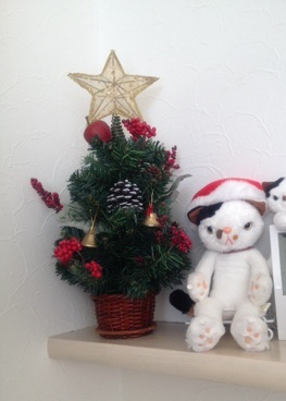 クリスマスディスプレイ1-3