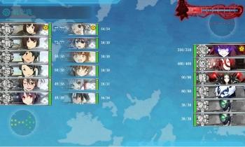 E-2-Z昼戦6戦目