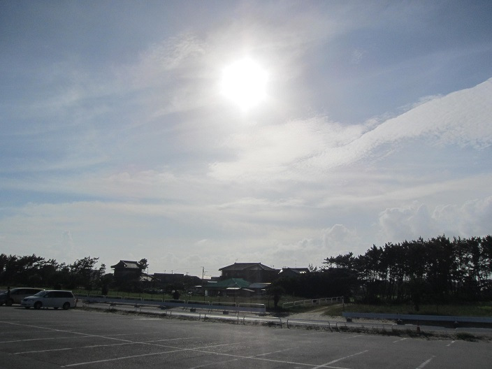 6角形の太陽