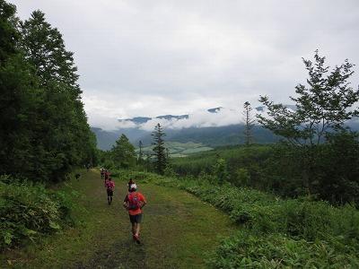 大雪山20158