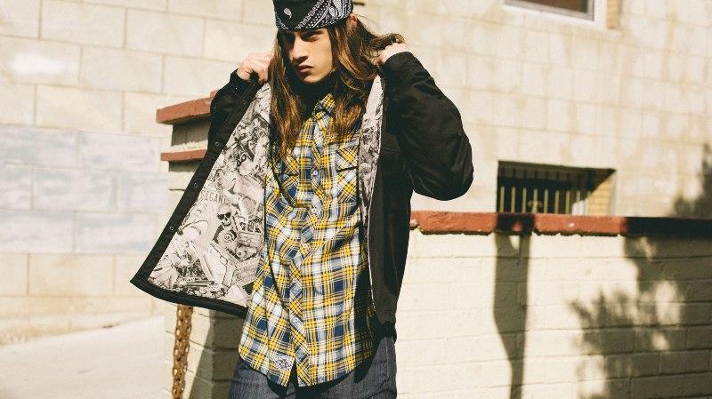 2015 Spring REBEL8 LookBook MikeGiant STREETWISE ストリートワイズ ルックブック 春物 神奈川 藤沢 湘南 スケート ファッション ストリートファッション ストリートブランド