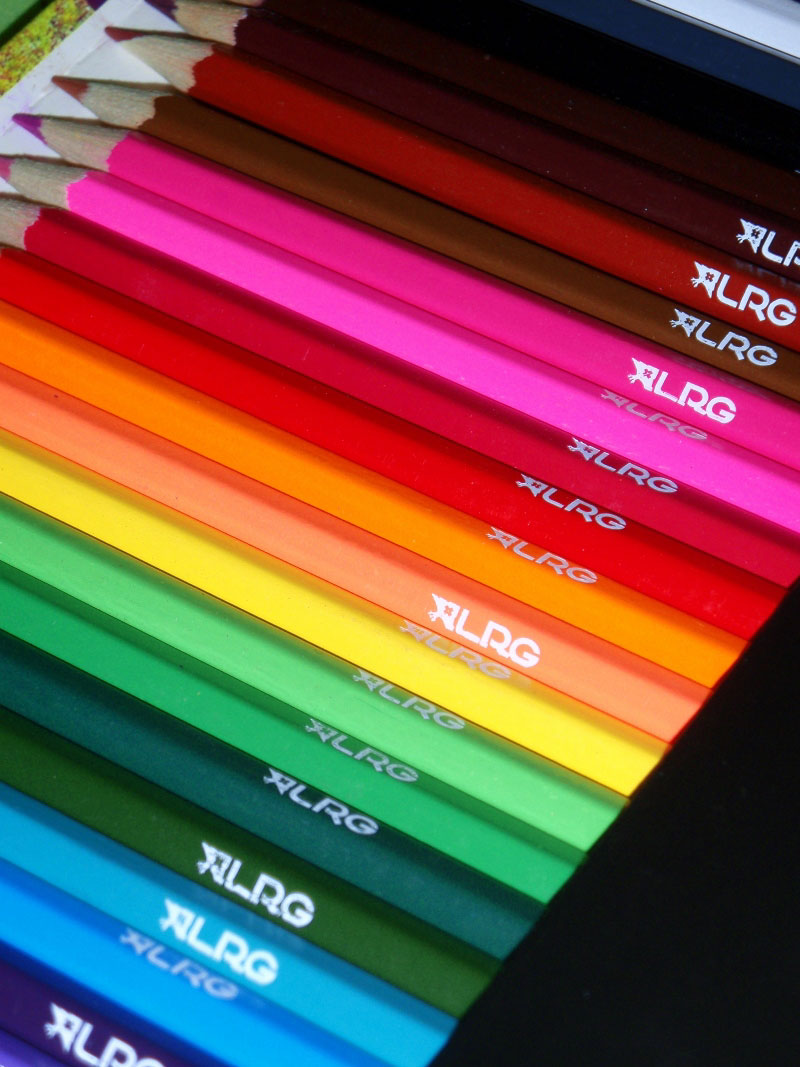 LRG Pencil 2014 Holiday STREETWISE ペンシル 色鉛筆 ストリートワイズ 神奈川 藤沢 湘南 スケート ファッション ストリートファッション ストリートブランド