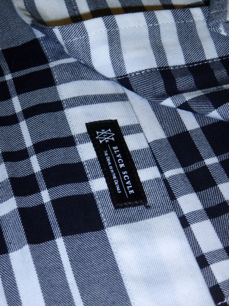 2015 Spring BlackScale Button Down Shirt STREETWISE ストリートワイズ シャツ ボタンダウン 神奈川 藤沢 湘南 スケート ファッション ストリートファッション ストリートブランド