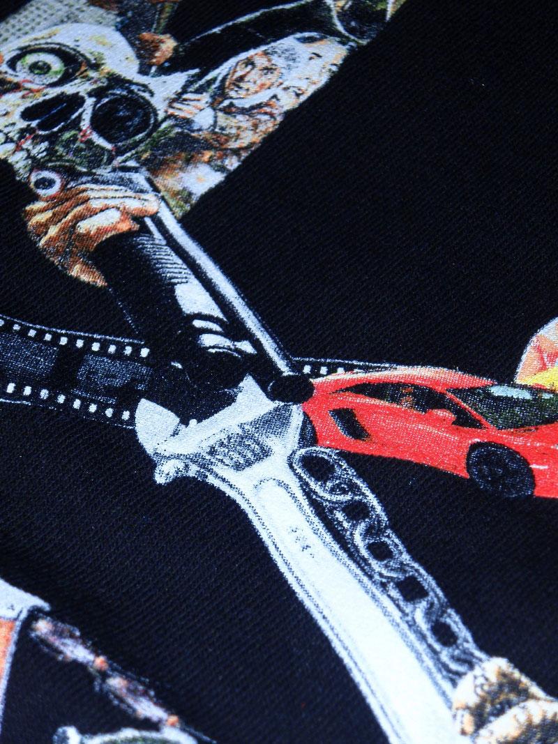 2015 Spring REBEL8 CrewNeck STREETWISE クルーネック ストリートワイズ 神奈川 藤沢 湘南 スケート ファッション ストリートファッション ストリートブランド
