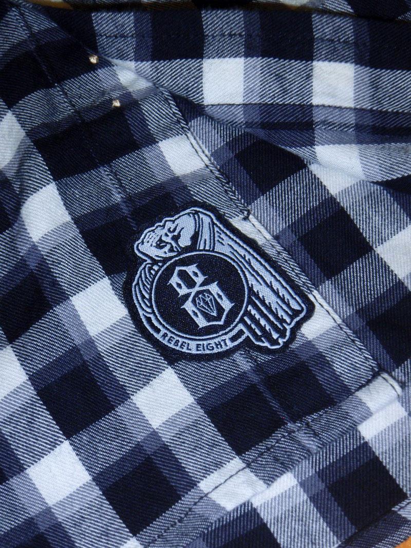 2015 Fall REBEL8 Shirt STREETWISE レベルエイト ストリートワイズ シャツ 神奈川 藤沢
