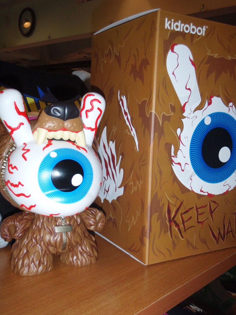 MISHKA HOLIDAY 2014 Kid Robot Keep Watch Toy STREETWISE ストリートワイズ 神奈川 湘南 藤沢 スケート ファッション ストリートファッション ストリートブランド
