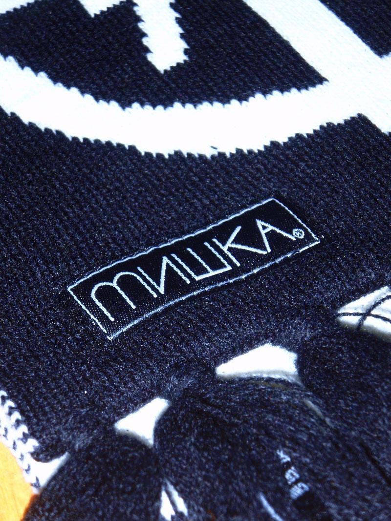 2014 Holiday Mishka Scarf STREETWISE ストリートワイズ スカーフ マフラー 神奈川 藤沢 湘南 スケート ファッション ストリートファッション ストリートブランド