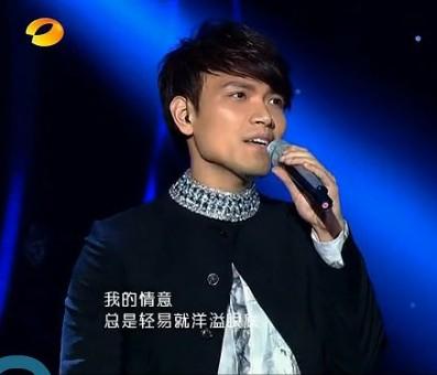 我是歌手1 楊宗緯