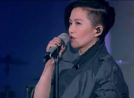我是歌手3 谭维维2