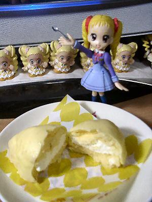 スプーンで食べるレモンケーキ 006