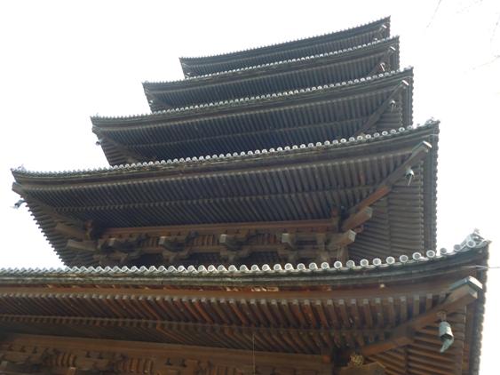 東寺五重塔2