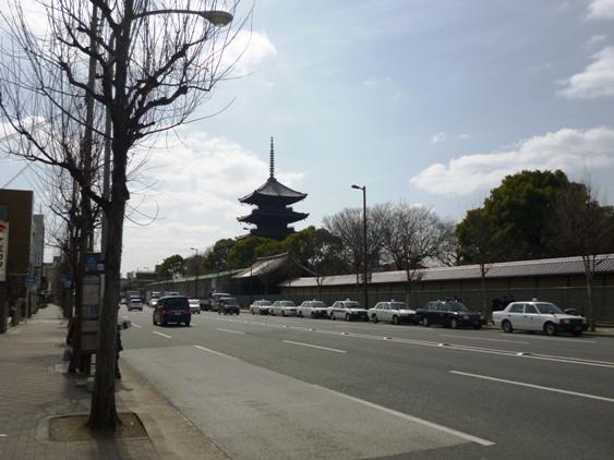 東寺五重塔3