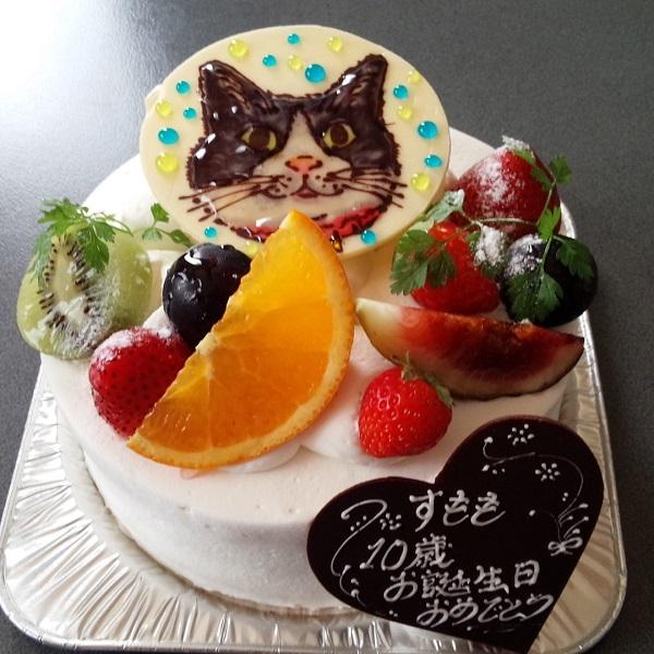 すももケーキ 1