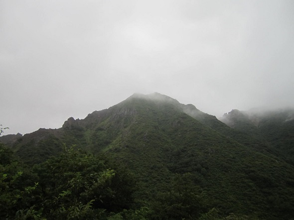 那須朝日岳
