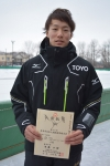 20150106speed遠藤表彰(撮影者・小野)