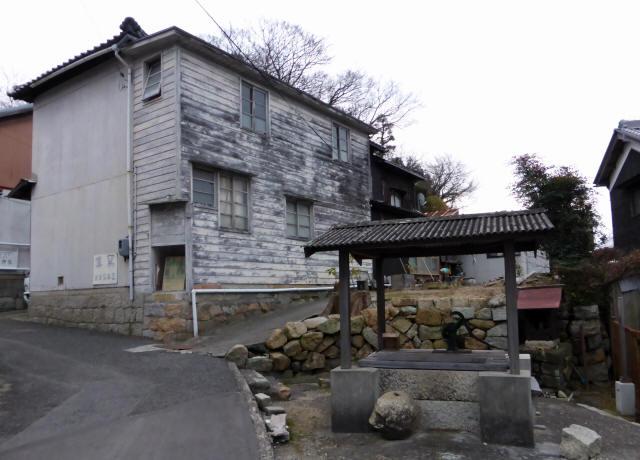 牛窓の家並4