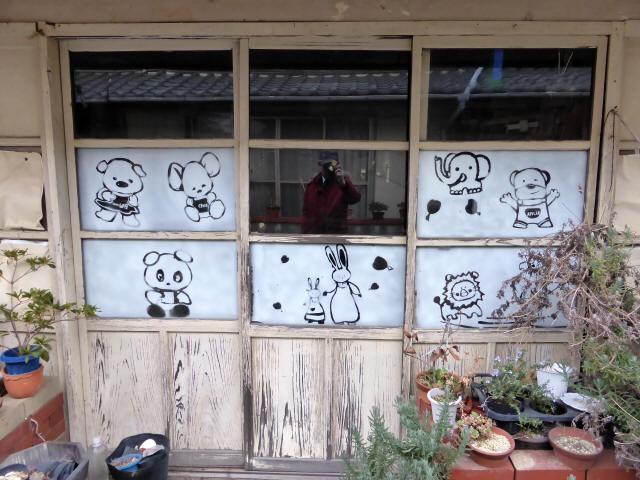 牛窓の家並9