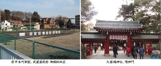 b0220-9 駅前遺跡-門