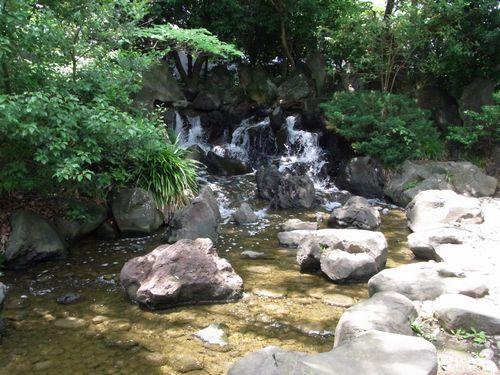 大横川親水公園緑道2