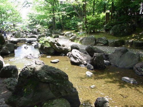 大横川親水公園緑道3