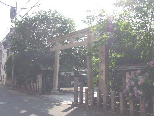 蔵前神社1