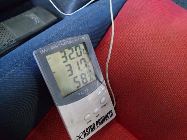 マツダ AZ-1 エアコン修理