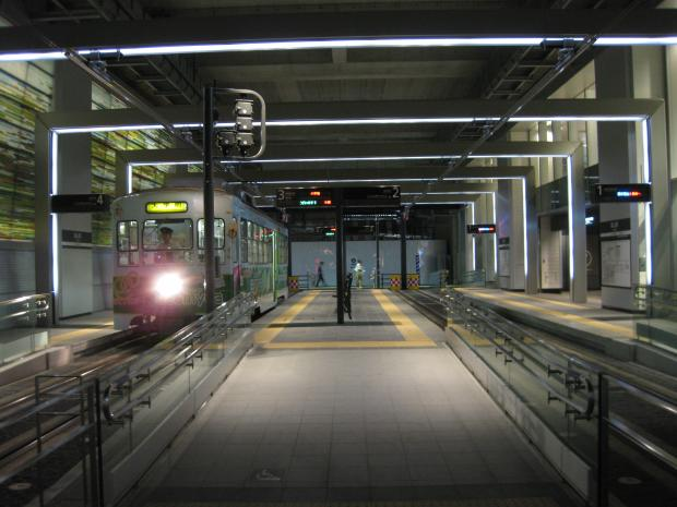 富山地鉄富山駅4