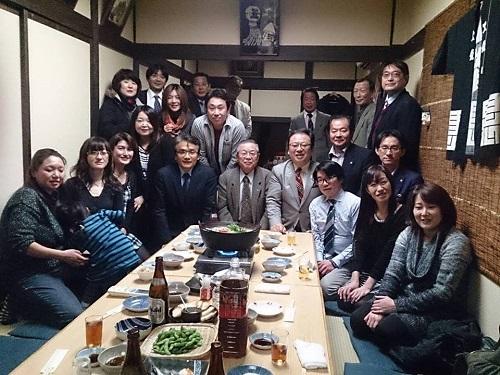 斉藤たかあき後援会<拡大幹事会&忘年会>!