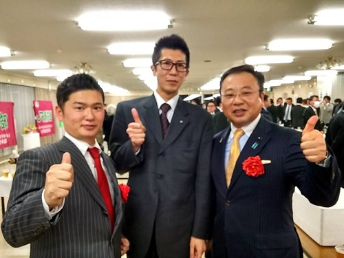 JR東労組大宮地方本部≪2015新春の集い≫へ!