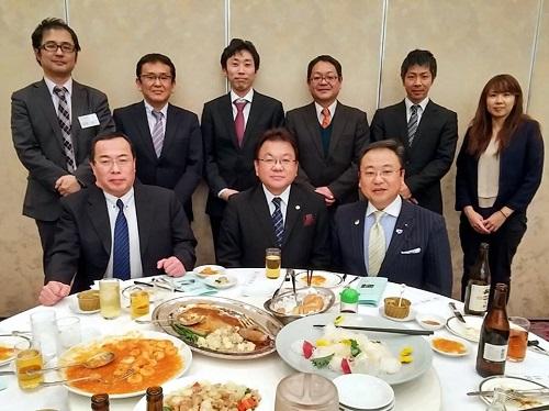 連合栃木宇河地域協議会≪2015年新春賀詞交歓会≫へ!③