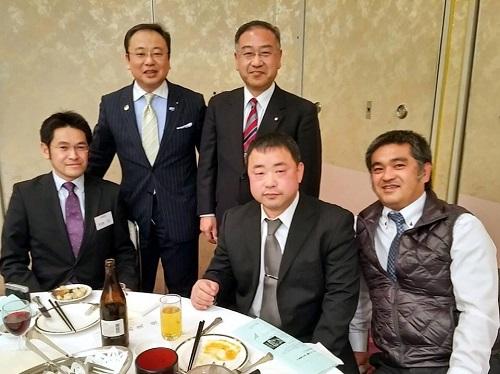連合栃木宇河地域協議会≪2015年新春賀詞交歓会≫へ!④