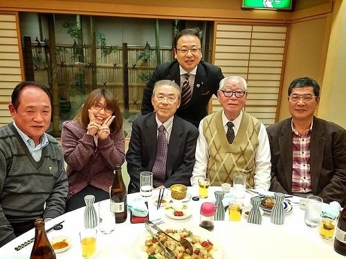 栃木同盟OB友愛会≪総会≫へ!②