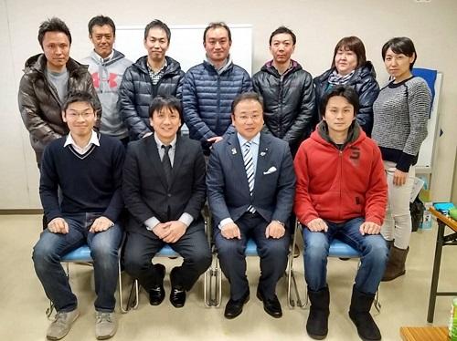 UAゼンセン東武宇都宮百貨店労働組合<執行委員会>へ!