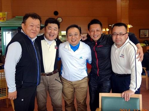 斉藤たかあき杯<第6回 親睦ゴルフコンペ>!⑤
