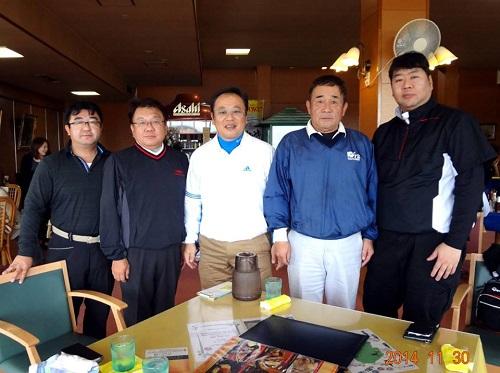 斉藤たかあき杯<第6回 親睦ゴルフコンペ>!⑥