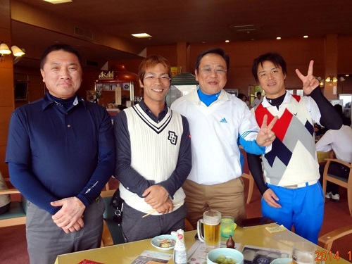 斉藤たかあき杯<第6回 親睦ゴルフコンペ>!⑨