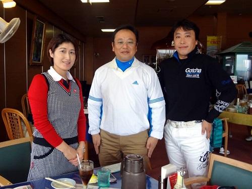 斉藤たかあき杯<第6回 親睦ゴルフコンペ>!⑫