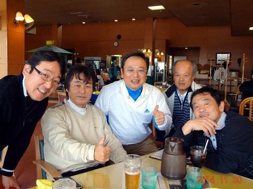 斉藤たかあき杯<第6回 親睦ゴルフコンペ>!⑬