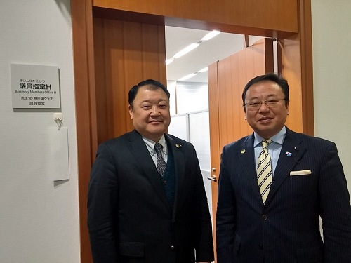 栃木県議会<第327回 通常会議>始まる!①