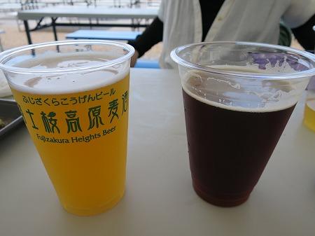 またまたビール