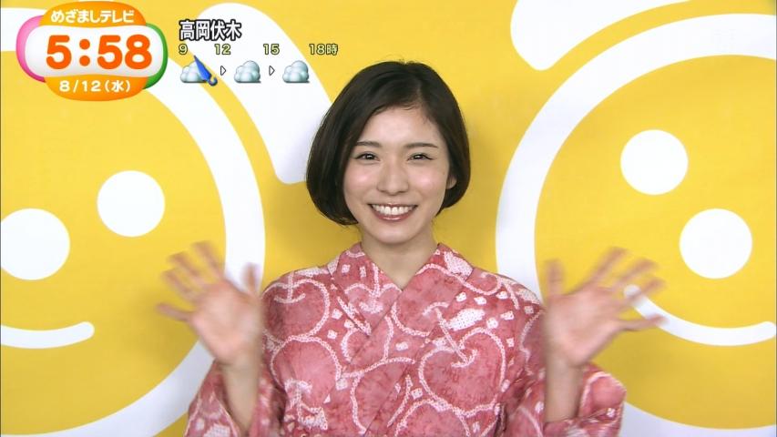 「めざましテレビ」松岡茉優