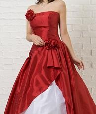 20150815赤いドレス