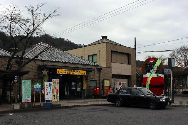 10信楽駅