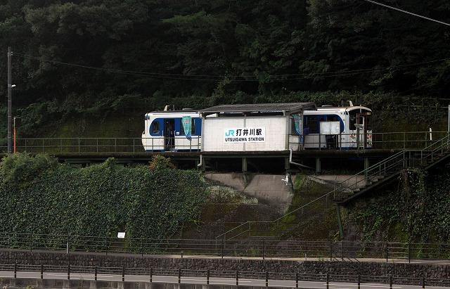 4打井川駅