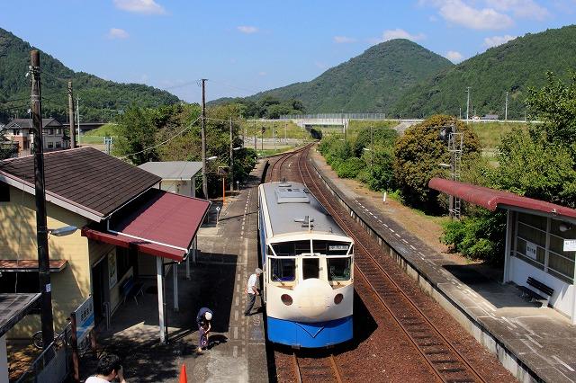 14吉野生駅0系