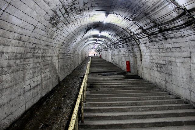 5長い階段