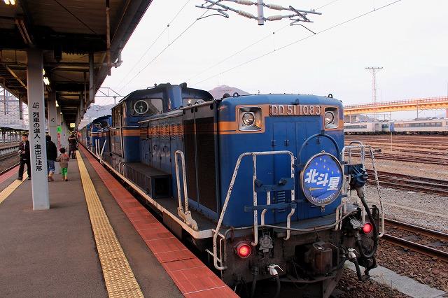 10函館発車DD51