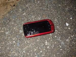 Gショック携帯の数少ない生き残り