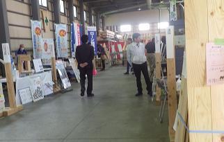 170318内田木材店さん展示会02