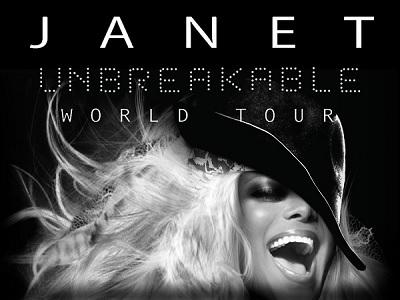Janet Jackson Unbreakable World Tour 01